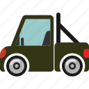 box, bus, car, transport, transportation, vehicle icon
