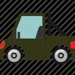 box, bus, car, transport, transportation, vehicle icon