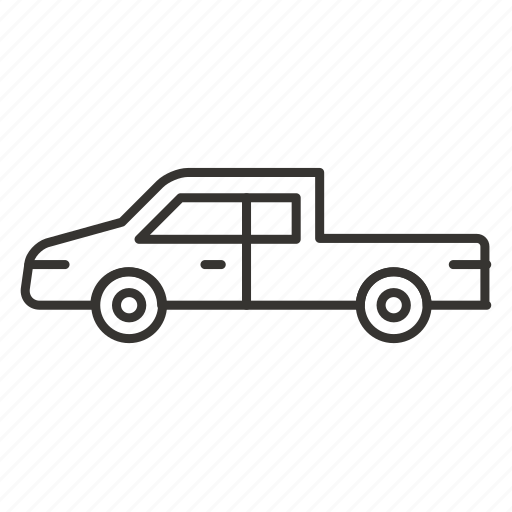 bodies, body, car, pickup, transport, truck, vehicle icon