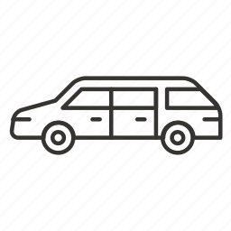 bodies, body, car, delivery, transport, van, vehicle icon