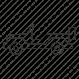 bodies, body, car, jeep, transport, transportation, vehicle icon