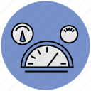 car, dashboard, defaults, garage, meter, speed, transport icon