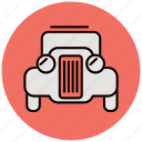 car, collection, event, retro, time, transport, vehicle icon