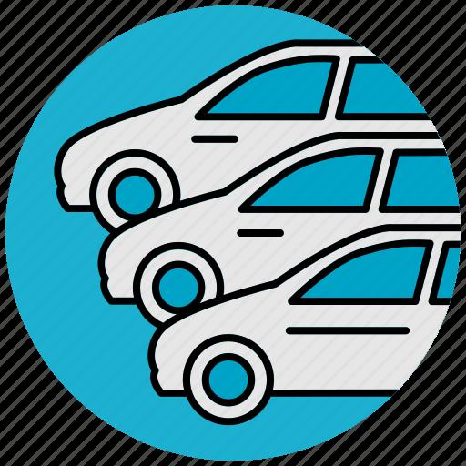 automobile, car, dealership, service, services, transport, vehicle icon