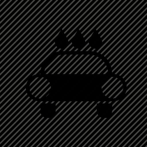car, car wash, elements, service, vehicle icon