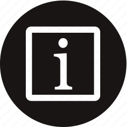 info, information, information indicator, information symbol, information warning, light, warning light icon