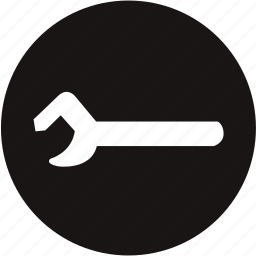 adjustable wrench, fault problem, fix, monkey wrench, problem, repair, tool icon