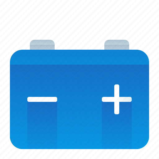 battery, car, charge, power, transportation, vehicle icon