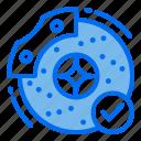 brake, disc, brakes, automobile, service