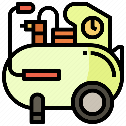 Automobile, device, power, pump, steering, transportation icon - Download on Iconfinder