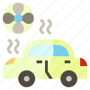 car, cooling, engine, mechanism, system, transportation