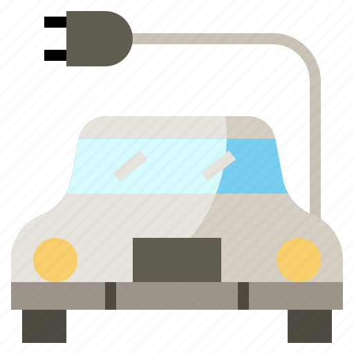 car, charger, charging, electric, electronics, energy, transportation icon