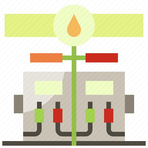 Car, fuel, gas, gasoline, petrol, station, transportation icon - Download on Iconfinder