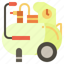 automobile, device, power, pump, steering, transportation icon