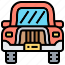 adventure, automobile, car, transportation, vehicle icon