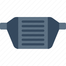 car, intercooler, part, performance, vehicle icon