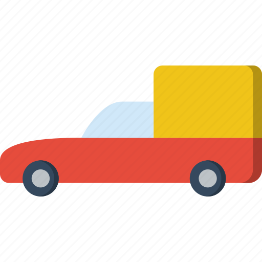 car, cargo, part, vehicle icon