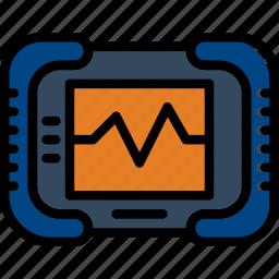 car, computer, part, service, vehicle icon