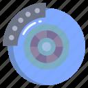 disk, break