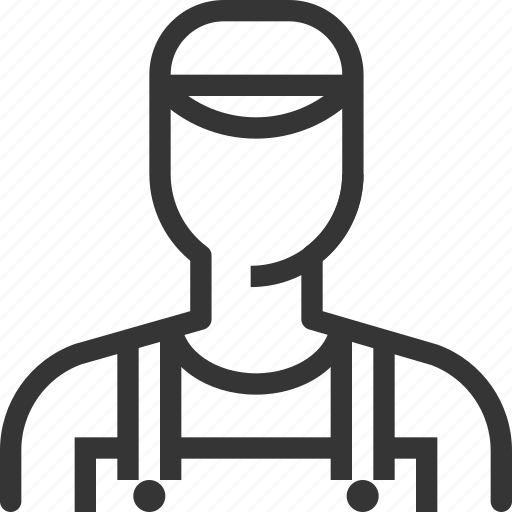 automobile, avatar, car, expert, mechanic, service, worker icon
