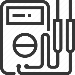 automobile, car, electric, electronics, repair, service icon
