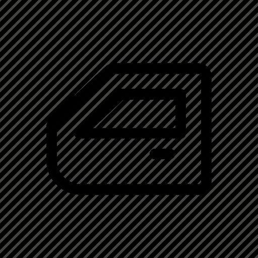 Automobile, car, garage, parts, service, door, vehicle icon - Download on Iconfinder