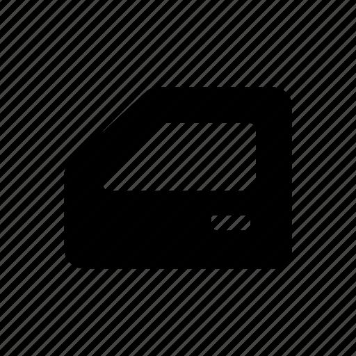 automobile, door, garage, parts, service, vehicle icon