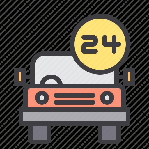 car, maintenance, mobile, motor, service icon