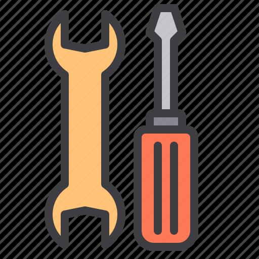 car, maintainance, maintenance, service icon