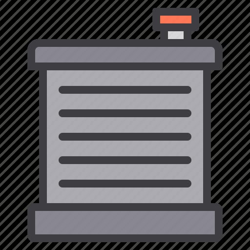 car, maintenance, radiator, service icon