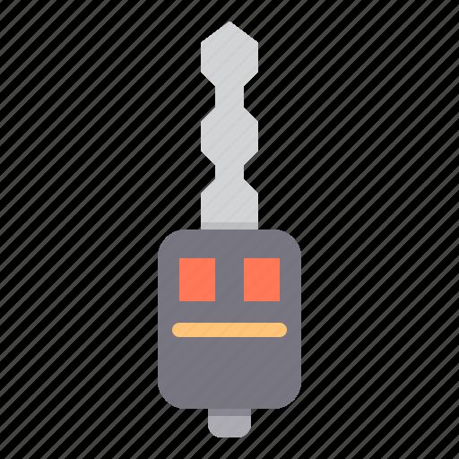car, key, maintenance, service icon