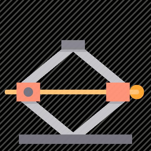 car, lift, maintenance, service icon