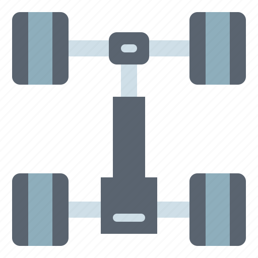 car, chassis, transportation, wheels icon
