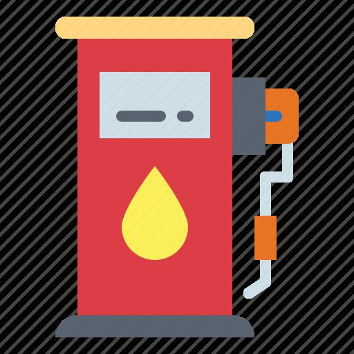 car, fuel, gasoline, power icon
