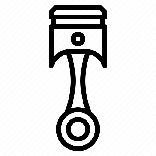 Car, engine, mechanic, piston, service icon - Download on Iconfinder