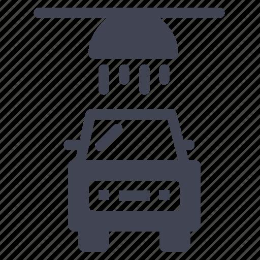 car, transport, transportation, vehicle, wash icon