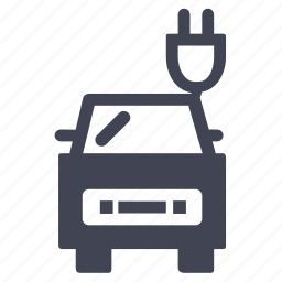 car, electric, transport, transportation, vehicle icon