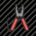 cutter, cutters, equipment, metal, tool, wire, work
