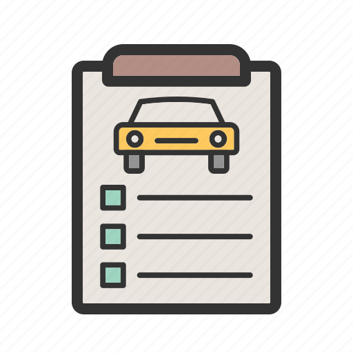 3 16 Brake Line >> Brake, car, checklist, checkup, lights, mechanic, vehicle icon