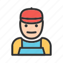 auto, car, garage, maintenance, mechanic, service, shop icon