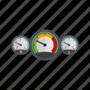 auto, car, driving, meter, panel, speedometer