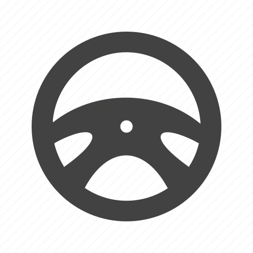 auto, automobile, car, control, object, steering, wheel icon