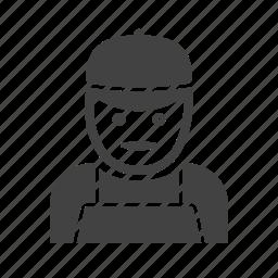 auto, car, garage, maintenance, mechanic, service, shop icon