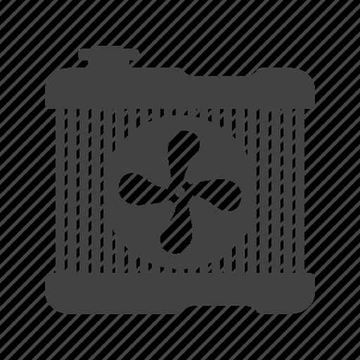 belt, car, engine, fan, generator, motor, power icon