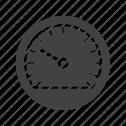 auto, car, driving, meter, panel, speedometer icon