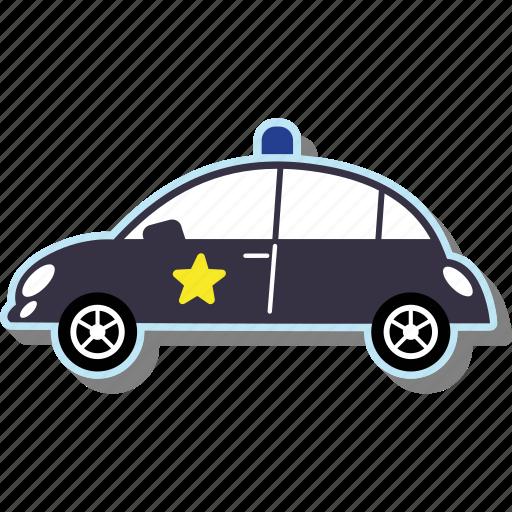 car, police, transport, transportation, van, vehicle icon