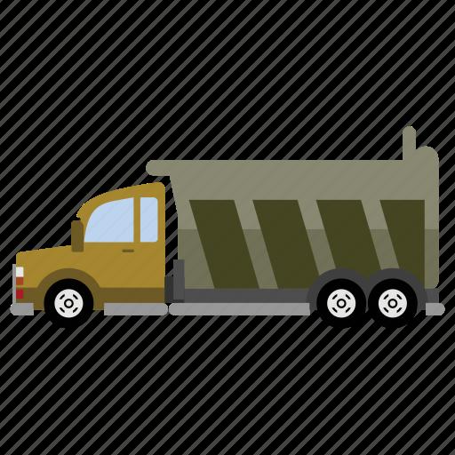 car, transport, transportation, truck, vehicle icon