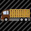 car, truck, transportation, transport, vehicle icon