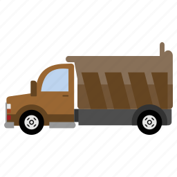 car, transport, transportation, truck, vehicle icon