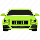 car, hummer, suv, vehicle icon